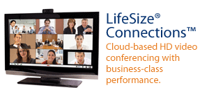 Lifesize Connections cloud based Video Kommunikation